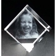 CUB0060 - 3D Photo Cube - Medium Size - 60 x 60 x 60mm