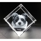 CUB0100 - 3D Photo Cube - Extra Large Size - 100 x 100 x 100mm